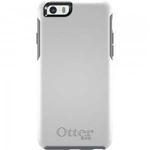 OtterBox SYMMETRY Case (No Belt Clip) for Apple iPhone 6, (Glacier)