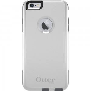 OtterBox COMMUTER Rugged Slim Case For Apple iPhone 6-PLUS (No Belt Clip)(Glacier)
