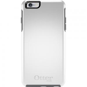 OtterBox SYMMETRY Case (No Belt Clip) for Apple iPhone 6-PLUS, (Glacier)
