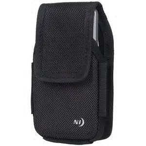 Nite-Ize Rugged Tough Case Hardshell Holster Clip for XL Devices Black