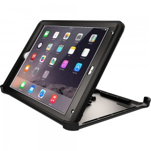 OtterBox DEFENDER Case for iPad Air-2 in Black/Black