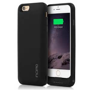 Incipio Technologies offGRID Express 3000mAh Battery Back-Up Case for iPhone 6/7 in Black