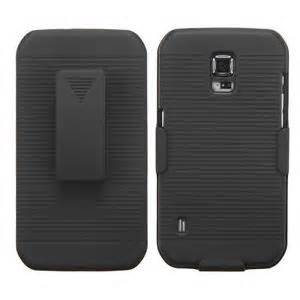 Samsung Galaxy S5 Active COMBO Belt Clip Holster Case Phone Cover KickStand