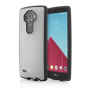 Incipio Technologies - Octane Case for LG G4 in Frost/Black
