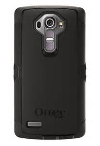 OtterBox DEFENDER Rugged Case w/Belt Clip For LG G4 (Black)