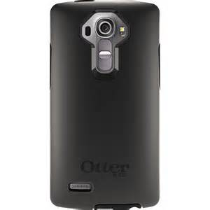 OtterBox SYMMETRY Rugged Slim Case (No Belt Clip) For LG G4 (Black)