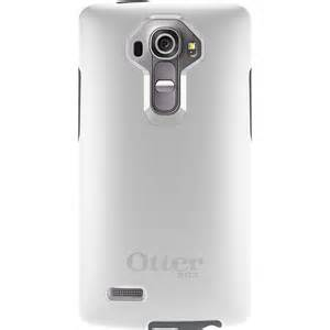 OtterBox SYMMETRY Rugged Slim Case (No Belt Clip) For LG G4 (Glacier)