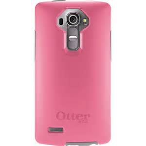 OtterBox SYMMETRY Rugged Slim Case (No Belt Clip) For LG G4 (Pink Pebble)