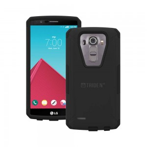 AFC Trident, Inc. - Aegis Case for LG G4 in Black