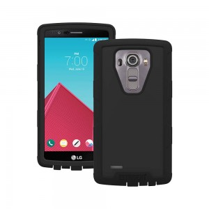 AFC Trident, Inc. - Cyclops Case for LG G4 in Black
