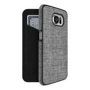 ADOPTED, Inc - Soho Folio Case for Samsung Galaxy S6 in Ash/Black