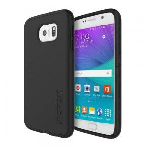 Incipio Technologies - DualPro Case for Samsung Galaxy S6 in Black