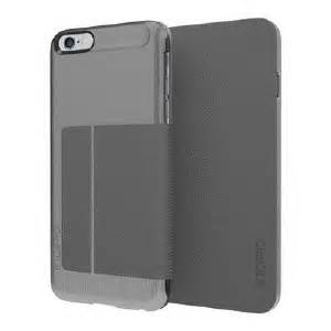 Incipio Technologies - Highland Case Apple iPhone 6 Plus in Gunmetal/Gray