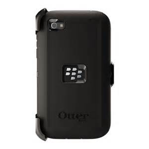 OtterBox DEFENDER Rugged Case w/Belt Clip For BlackBerry Classic (Black)