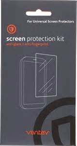 Ventev - Fitted Anti-Glare Screen Protectors Samsung Galaxy S6