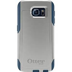 OtterBox COMMUTER Rugged Slim Case (No Belt Clip) For Samsung Galaxy S6 (Casual Blue)