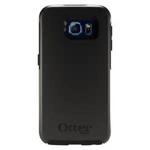 OtterBox SYMMETRY Slim Case (No Belt Clip) For Samsung Galaxy S6 (Black)
