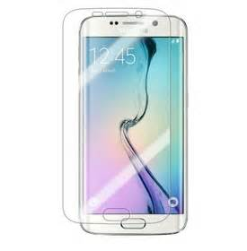 BodyGuardz - FITTED UltraTough Clear ScreenGuardz Samsung GS6 edge