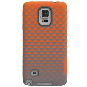 M-Edge - Echo Case for Samsung Galaxy Note 4 in Orange
