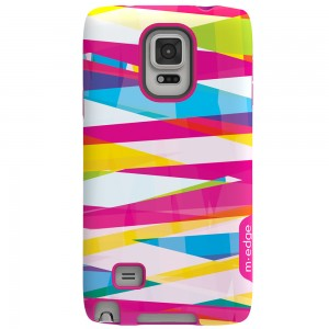 M-Edge Echo Samsung Galaxy Note 4 - Bandage Stripes