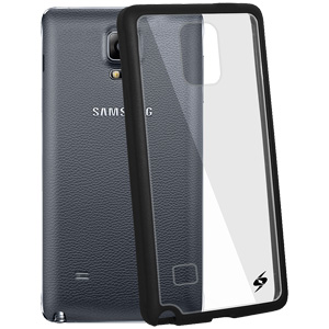 Premium SlimGrip Hybrid Case - Black