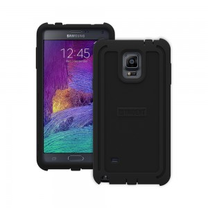 AFC Trident, Inc. - Cyclops Case for Samsung Galaxy Note 4 in Black