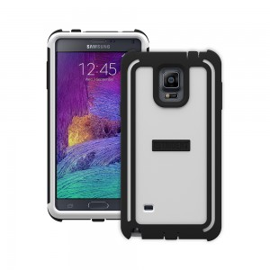 AFC Trident, Inc. - Cyclops Case for Samsung Galaxy Note 4 in White