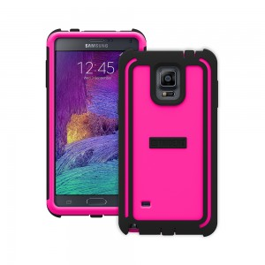 AFC Trident, Inc. - Cyclops Case for Samsung Galaxy Note 4 in Pink