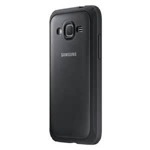 Samsung Protective Cover Case Galaxy Core Prime in Silver