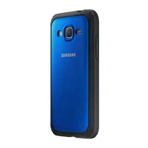 Samsung Protective Cover Case for Galaxy Core Prime Blue
