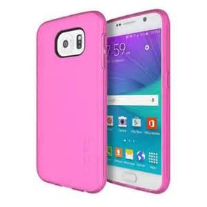 Incipio Technologies - NGP Case Samsung Galaxy S6 Translucent Neon Pink