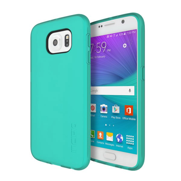 Incipio Technologies - NGP Case for Samsung Galaxy S6 in Translucent Teal
