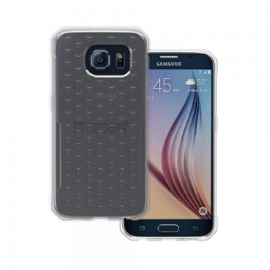 Trident Krios Gel Series Case for Samsung Galaxy S6 - Clear
