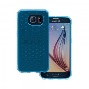 Trident Krios Gel Series Case for Samsung Galaxy S6 - Blue