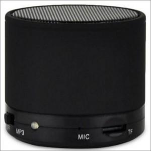Xfactor -SoundX Bluetooth Speaker - Black