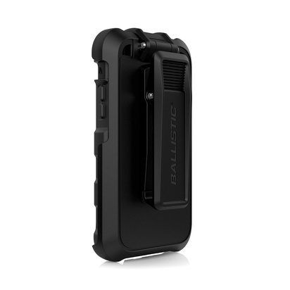Ballistic Hard Core Tactical Case w/Holster Black