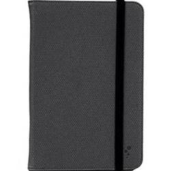 M-Edge - Universal Folio Plus XL Devices Black with Strap