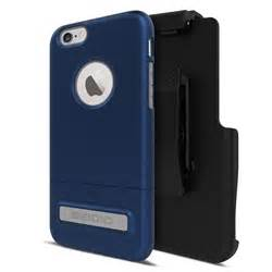 Seidio SURFACE w/Metal Kickstand Case & Belt-Clip Holster Combo For BlackBerry Priv - Royal Blue