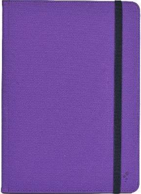M-Edge - Universal Folio Plus SM Devices Purple with Strap