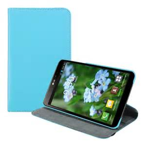 IVSO Ultra Lightweight Slim Smart Cover Case-for LG G Pad X 8.0(Blue)
