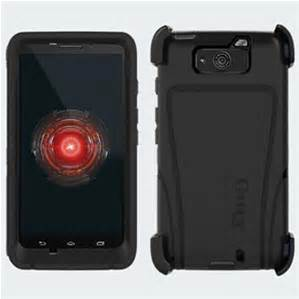 OtterBox DEFENDER Rugged Case w/Belt Clip For Motorola Droid Maxx 2 (Black)