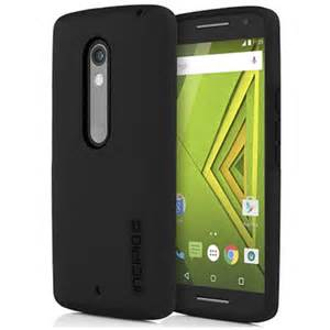 Incipio Technologies - DualPro Case for Motorola Droid Maxx 2 Black/Black