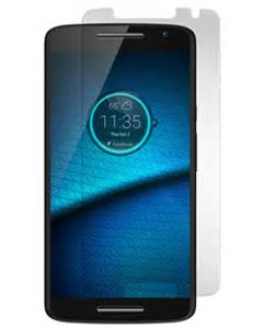 FITTED Motorola Droid Maxx 2 Premium Clear Screen Protector [3-PACK]