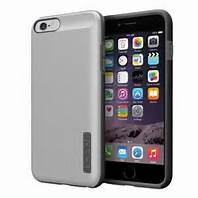 Incipio Technologies - DualPro Case for iPhone in Iridescent Silver