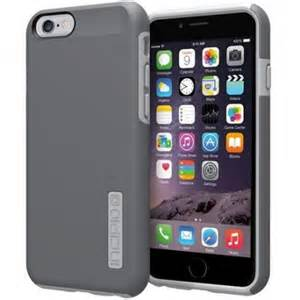 Incipio Technologies - DualPro for iPhone Plus in Gray/Charcoal