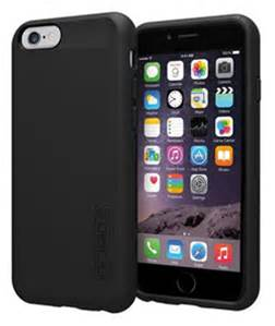 Incipio Technologies - DualPro for iPhone Plus in Black/Black