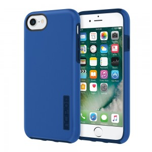Incipio Technologies - DualPro for iPhone Plus in Iridescent Nautical Blue/Blue
