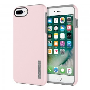 Incipio Technologies - DualPro for iPhone Plus in Iridescent Rose Gold