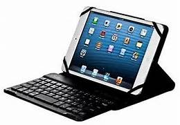 M-Edge - Universal Stealth Pro Case w/Keyboard for Small Tablets in Black
