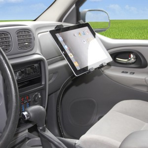 Bracketron - Universal Mobile Tablet Floor Mount for All Tablets